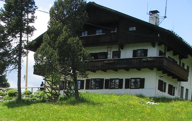 Blomberghaus, seen from northeast