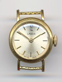 Lanco ladies' watch<br>(Langendorf 600)