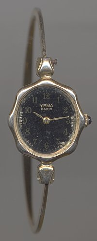 Yema Damenuhr, made in Germany