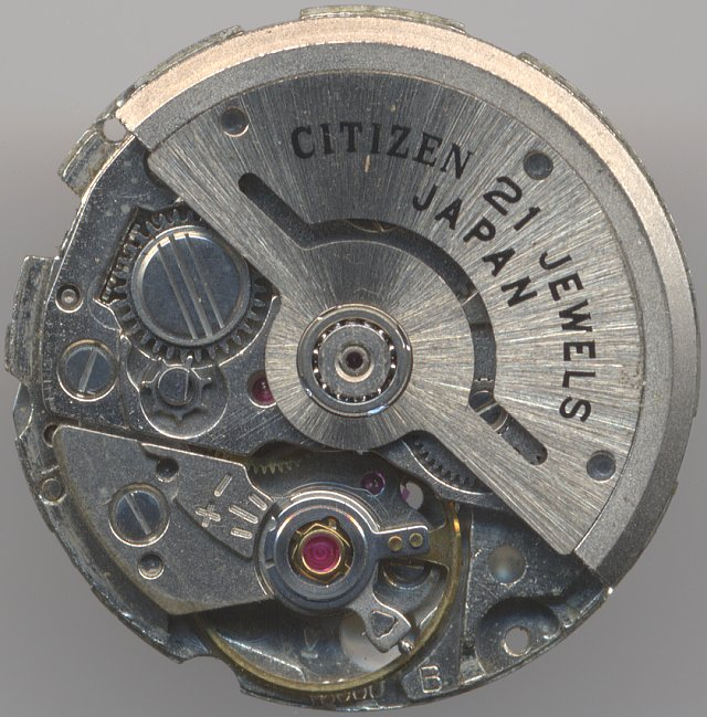 citizen calibre 6000/6001 - Vintages