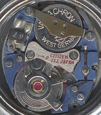 Citizen 580087