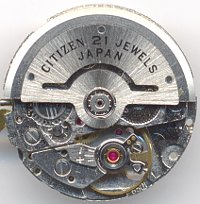 Citizen 6501