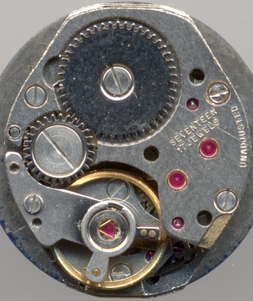 pin lever movement