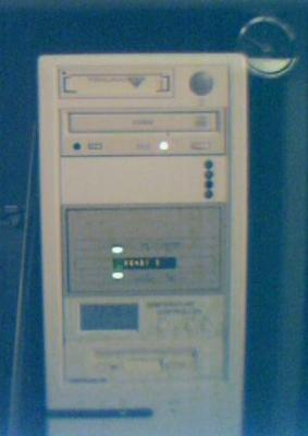 My Linux Workstation in 2002